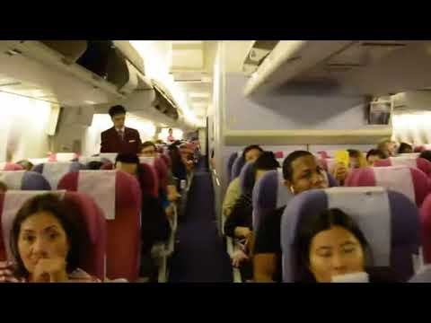 Thai Airways - Economy TG475 Bangkok - Sydney
