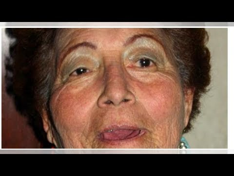 Falleci� Mar�a Herrera, ex poderosa l�der priista