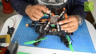 Elementos que conforman a un DRONE  DRONES 101 Cap. 1 | DRONEPEDIA