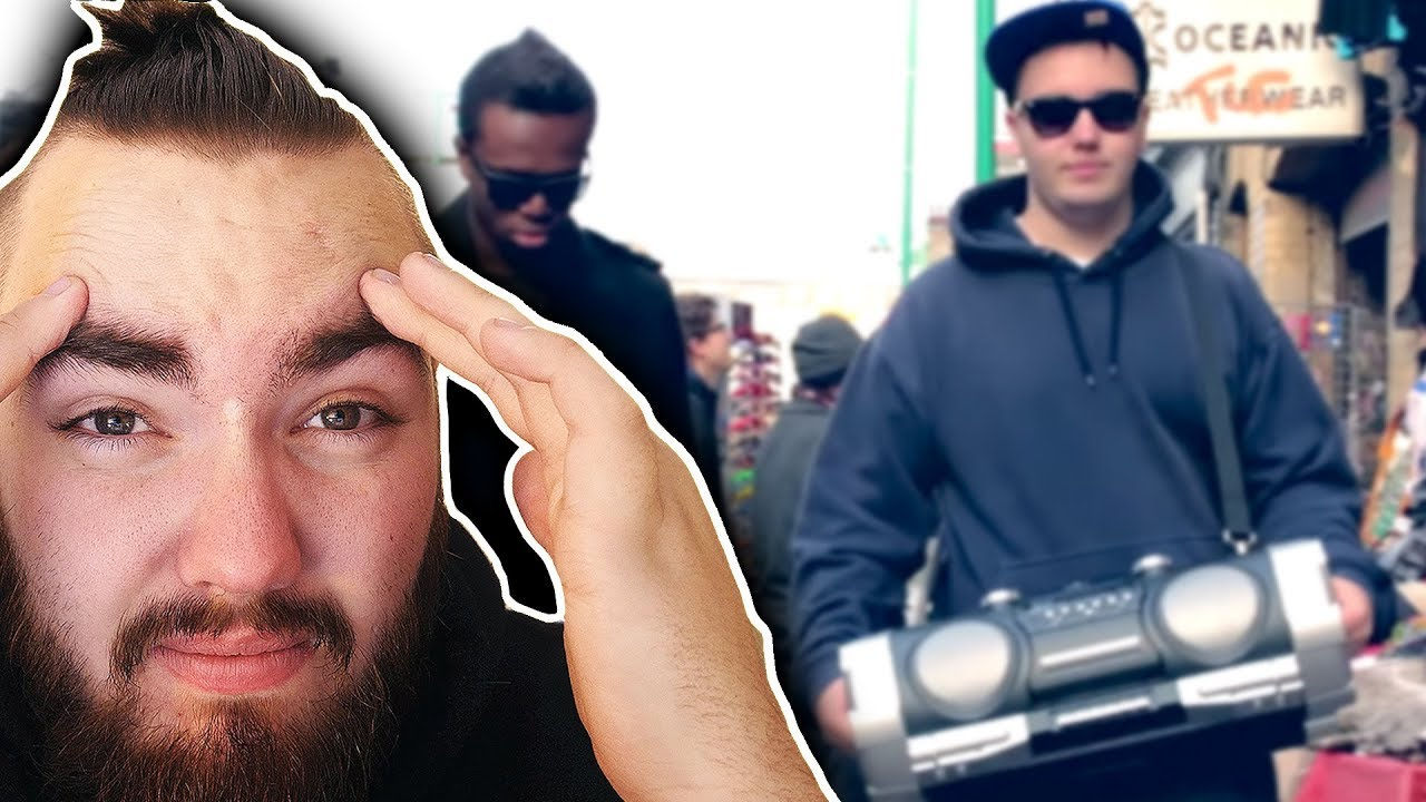 Download reacting to ksi music pass the aux raheem