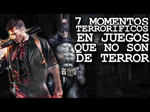 7 Momentos Terrorificos En Juegos Que No Son De Terror