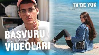 Poyraz Yiğit  Ayşe Yüksel Yarışmaya Başvuru Videoları  Survivor 2021