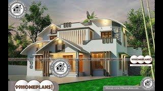 Indian House Design By 99HOMEPLANS COM [ Esp: M028 ]