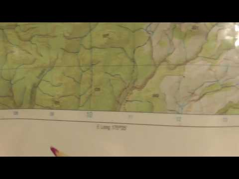 Land Navigation: Military Grid Reference System Part 1