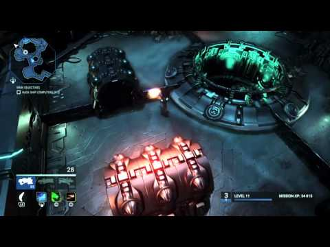 ALIENATION PS4 - Battleship Mission - Nebraska - Priyat / Bio-Specialist / Professional Dif.