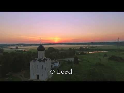 We praise Thee (English Subs) Russian Orthodox Chant