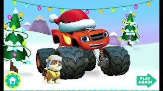 Nick Jr Happy Holiday Resort Kids Game with Blaze and Paw Patrol