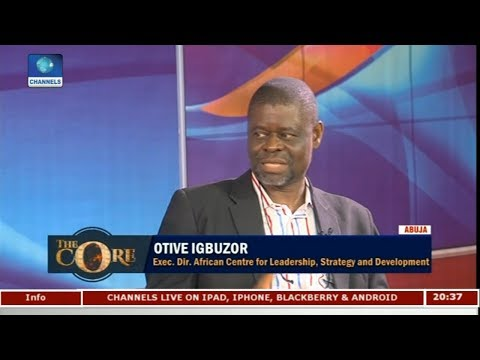 Way Out Of Nigeria's Unemployment Problem Pt 5   The Core  