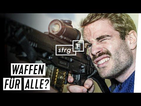 Waffenfreunde in Deutschland: