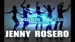 jenny rosero mix rockola dj paul 2016