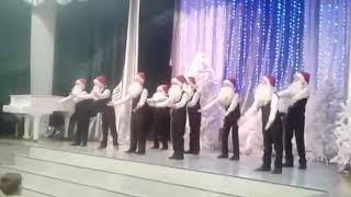 Танец 3 «Б» Музыкальный Дед Мороз