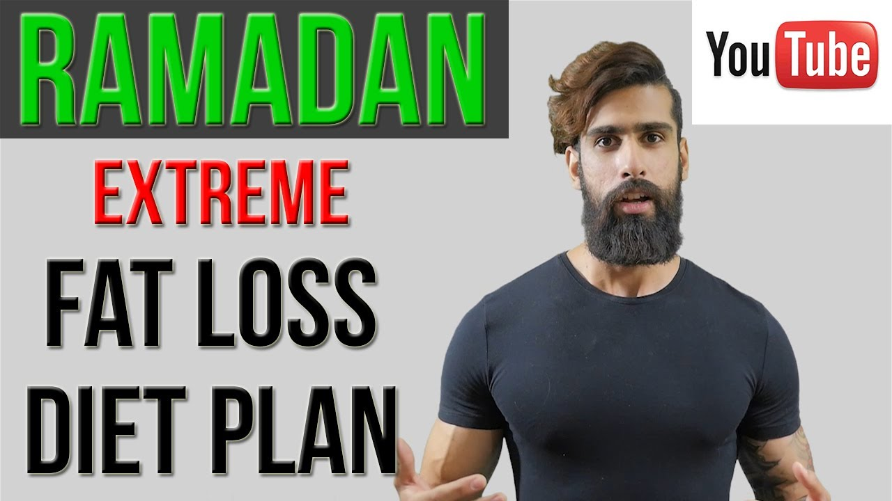 how to lose fat during ramadan
