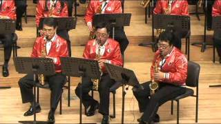Busan Saxophone Orchestra : Gonna Fly Now(록키; Rocky OST)