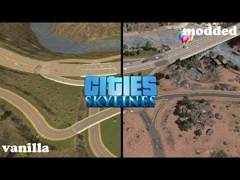 cities:-skylines---vanilla-vs-modded