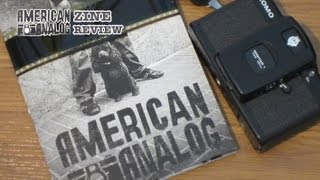 American Analog Zine by Doc Pop Review