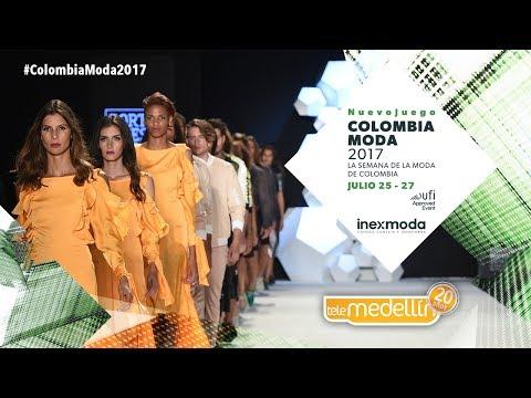 Pasarela Non Stop - Papel de punto y Puntamar - Colombiamoda 2017