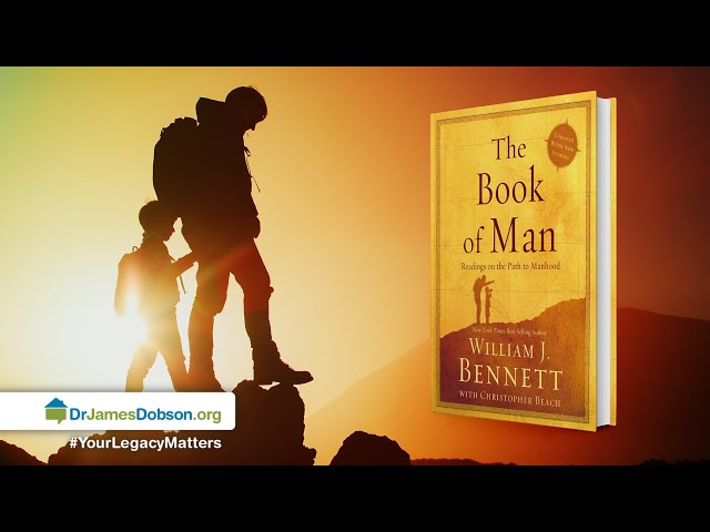 The Value of Manhood – Part 1 with Dr. James Dobson's Family Talk | 08/14/2019