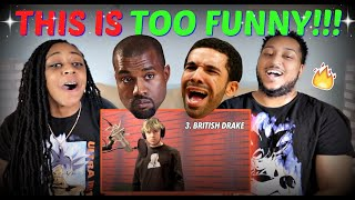 """Quadeca """"15 Styles of Rapping! (ft. Drake, Pop Smoke, NF, Roddy Ricch, Lil Uzi)"""" REACTION!!!"""