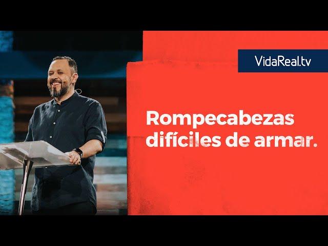 Rompecabezas difíciles de armar. | Rompecabezas | Pastor Alejandro Méndez