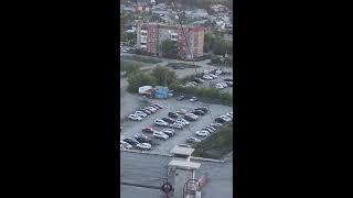 Mercedes w124музыка в деле.