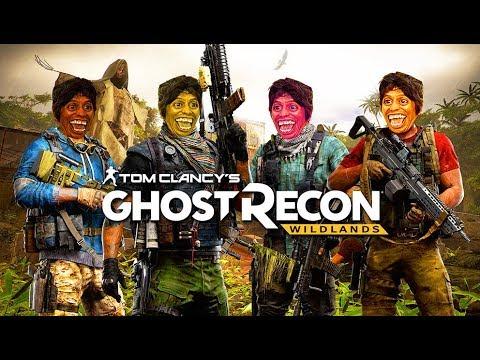 Ghost Recon Wildland #1: Chiến game đỉnh cao cùng Smile & Tiến béo