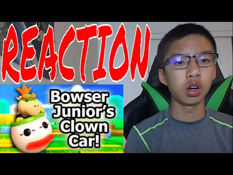 Boozled Reacts to SML Movie: Bowser Junior's Clown Car!