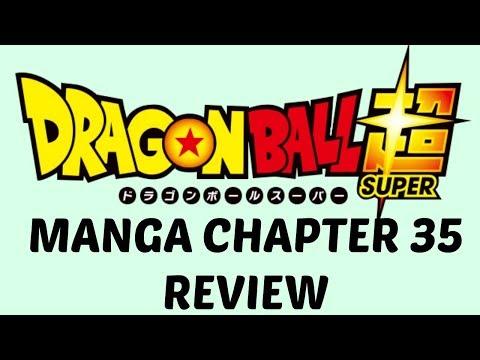 Dragon Ball Super Manga Chapter 35