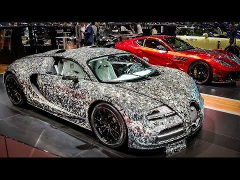 Meet the UGLIEST Cars of the 2018 Geneva Motor Show