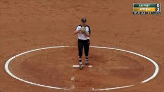 LIU Post Softball vs. Adelphi (2019 NCAA Championship)
