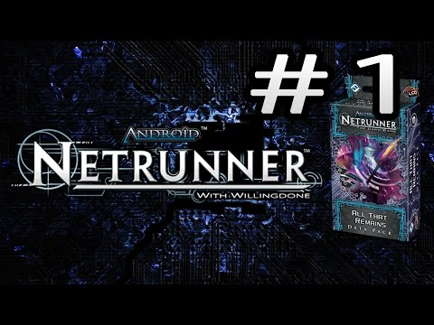 Android Netrunner Data Pack Review: All That Remains - Corp Cards