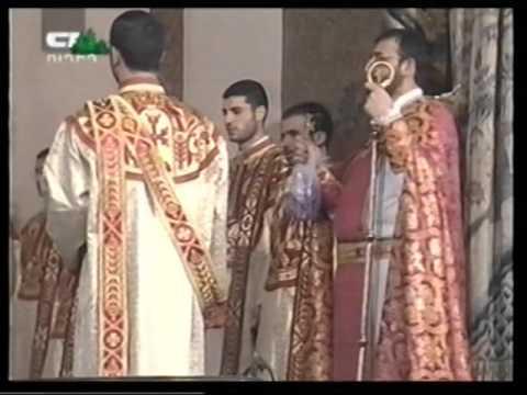 Armenian church Holy Oil Blessing in Armenia part 1 ot 4