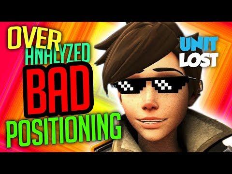 Overwatch Coaching - Good Aim...Bad Positioning - DIAMOND 3185 SR - [OverAnalyzed]