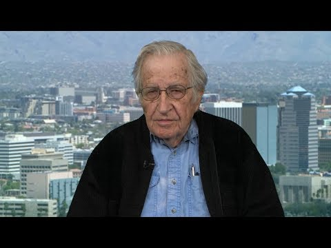 Noam Chomsky on Pittsburgh Attack: Revival of Hate Is Encouraged by Trump's Rhetoric