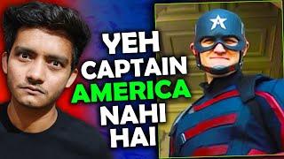 Il falco e il soldato d'inverno episodio 4: Nakali Captain America ko nikalo .. !!