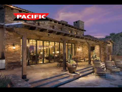 Pacific Architectural Millwork Bi-Fold Door Video - YouTube