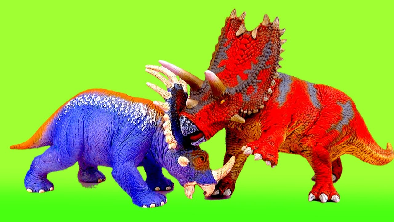 Fighting Dinosaurs Battle Epic Dinosaur Battles 12 ...