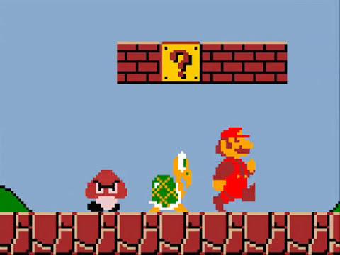Tono Super Mario Bros (NES)