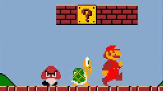 Tono Super Mario Bros Nes Youtube
