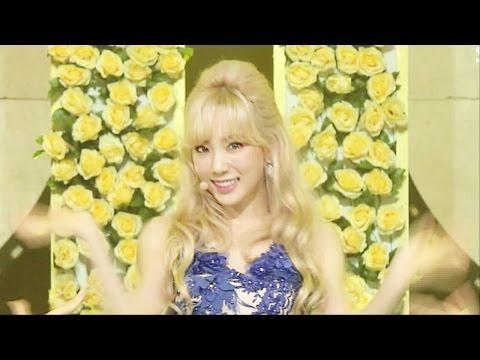 (Comeback Special) Girls 'Generation - Lion Heart @ Lagu Populer Inkigayo 20150823