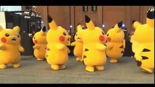Video Cho Bé ( Nhạc Thiếu Nhi Pikachu Nhảy Múa Sôi Động )