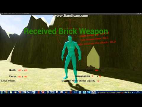 Quest: To Be Defined: Weapon Statistics System
