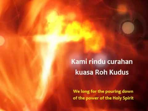 Api Kemuliaan-Mu (The Fire of Your Glory)