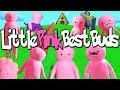 Little Pink Best Buds: Scary Mystery! Adventure Time Pendleton Ward Gameplay Walkthrough Full ENDING