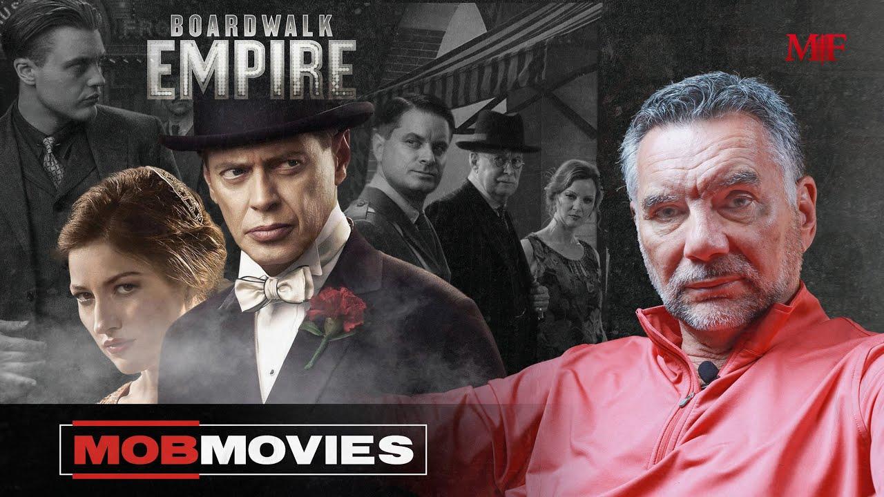 "Mob Movie Monday ""Boardwalk Empire"" Steve Buscemi | Michael Franzese"