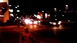 Lankershim Blvd Night Walking