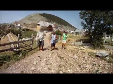 2012.07.29. - BIH - Lukomir - Autom do Lukomira