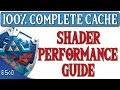 Cemu 1.11.3   100% Shader Performance Guide   Zelda BOTW