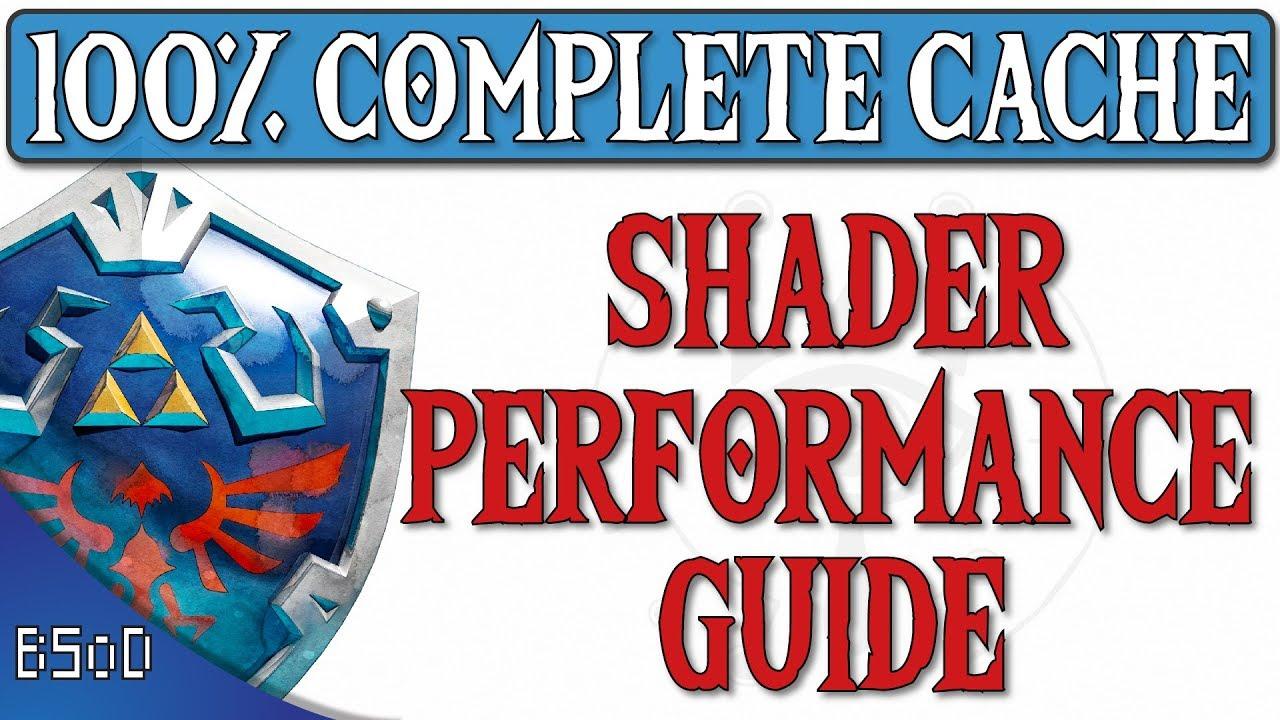 Cemu 1 11 3 | 100% Shader Performance Guide | Zelda BOTW