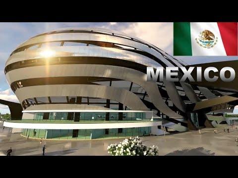 Campeche, México : Construcción del FORO CAMPECHE