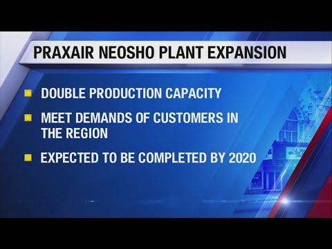 Praxair Expansion